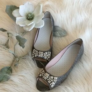 💞KATE SPADE 💞very elegant gorgeous shoes